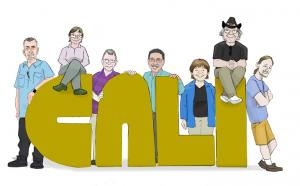 The new CALI staff